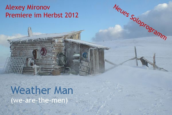 Alexey Mironov - Weather Man