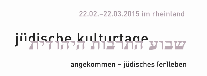Logo jüd. Kulturtage