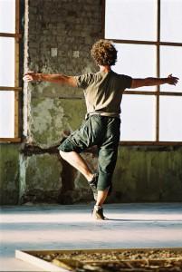 Tanzworkshop mit Andreas Simon